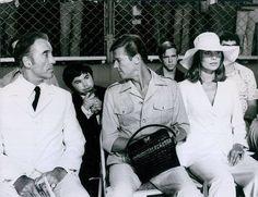 Christopher Lee, Herve , RM and Maud Adams