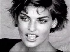 linda evangelista | LINDA EVANGELISTA who came 8th in the countdown from 30 on 'The World ...