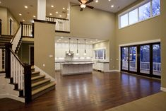 Candlelight Homes - Custom Home - Draper, UT - traditional - kitchen - salt lake city - by Candlelight Homes