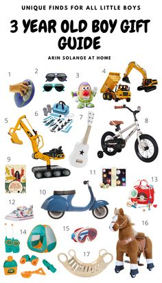 Christmas Gift 3 Year Old Boy, 3 Year Old Birthday Gift, Birthday Gifts For Boys, Boy Birthday, Birthday Parties, Toddler Boy Gifts, Toddler Toys, Kids Gifts, 3 Year Old Toys