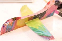 Simple Cardboard Airplane Craft for Kids | Hands On As We Grow
