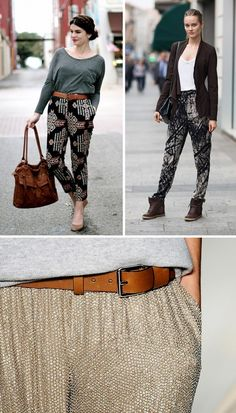 In love with prints.