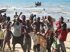 Joy in Malawi