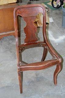 reupholster chair