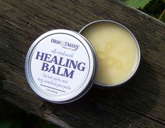Healing Balm- All-Natural, Anti-Bacterial Canine First-Aid for Hot Spots, Paw Pads, Insect Bites, Burns, Vet-Recommended