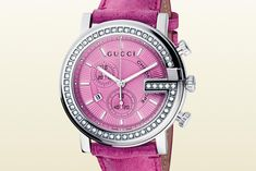 e85ab97a73d Gucci Goes Pink In The G Chrono Collection - Watch Marvel