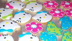 Hello Kitty coockies