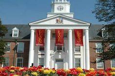 Salisbury University - Salisbury, MD  I worked here when it was Salisbury State College from 1977-1984.