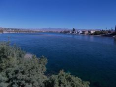 River marks Nevada's low point near Laughlin #nv150