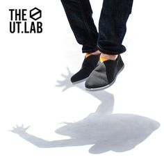 Take a leap of faith, and follow your passion. | THE UT.LAB | NINJA | Impossibly Minimal Footwear *