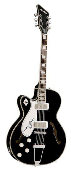 Left Handed Airline Espanda by Eastwood Guitars