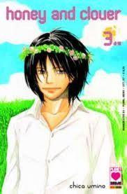 Honey And Clover, Shoujo, Manga Anime