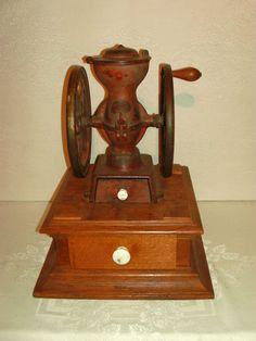 Antique Enterprise No 2 Coffee Grinder Circa 1873 by AuntiesCabin, $400.00