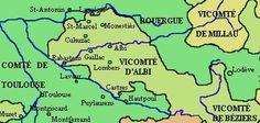 Albigeois (vicomté) — Wikipédia