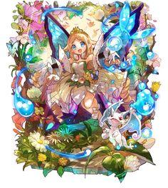 梅露可图鉴 [春之召唤者] 纱洛蒂雅