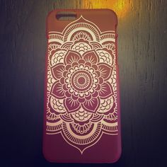 Pink, white, & orange iPhone 6/ 6s case Soft touch IPhone 6/6s case Claire's Accessories Phone Cases