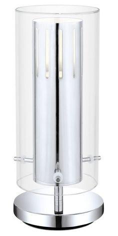 Stolní lampa EGLO EG93163 | Uni-Svitidla.cz Moderní pokojová #lampička vhodná jako lokální osvětlení interiérových prostor #modern, #lamp, #table, #light, #lampa, #lampy, #lampičky, #stolní, #stolnílampy, #room, #bathroom, #livingroom