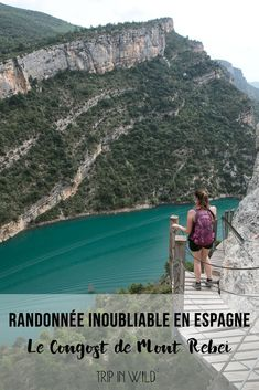 2 unforgettable hikes in Aragon: the Congost of Mont Rebei and Finestras