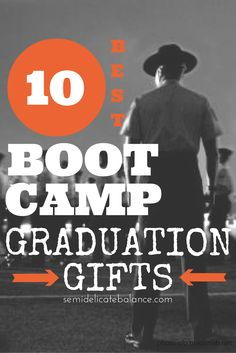 10 best boot camp graduation gifts, military, basic training