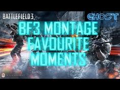 So here we are guys, the final day before the Beta starts! To celebrate and thank you guys for sticking with me I've put together a small selection of my favourite times from with a kick-ass song, enjoy! Funny Dialogues, Battlefield 3, Have A Great Sunday, Single Player, All Video, Got Him, Revenge, Neon Signs, In This Moment