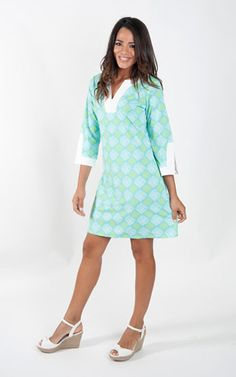 Bali Bliss Prescot Lane Tunic Dress