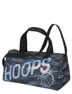 Space Dyed Hoops Duffle Bag dd6323b40424c