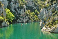 The Gorges of the Verdon in Moustiers-Sainte-Marie | Avignon et Provence