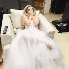 Gaga being adorable