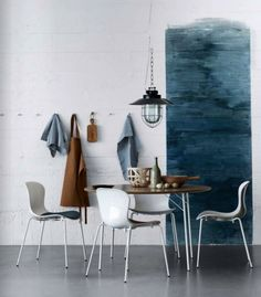 The original Fritz Hansen Nap Chair designed by Kasper Salto. The name NAP is an abbreviation of the three key sitting positions, Normal, Active and Passive.