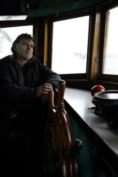 """Dave Densmore fishes for words – upon a sea that took his family. """"My son and my dad were drowned on my son's fourteenth birthday,"""" when they set out in a small boat for a ten-minute cruise on a beautiful day. They disappeared while a birthday cake was baking in the oven for Skeeter.  """"I found my dad floating the next day,"""" Dave said, """"but I never did find  my boy.""""  Dave Densmore had suffered too much misfortune. Those memories were written on his face. For t"""