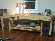 Eric Bennett Workbench