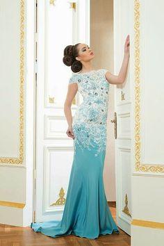 Lindos vestidos de noche elegantes | Tendencias