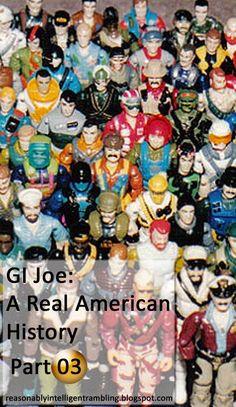 Reasonably Intelligent Rambling: GI Joe: A Real American History - Part 3