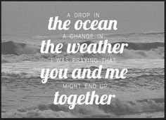 Love quote : Soulmate Quotes :  Best song ever