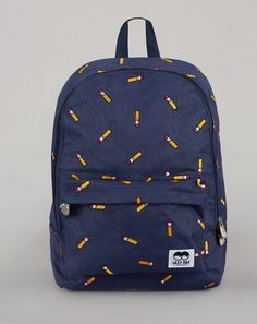 Lazy Oaf Bag of Smokes Backpack