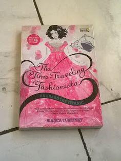 Perpustakaan Ratih Cahaya: The Time-Traveling Fashionista: On Board The Titan...