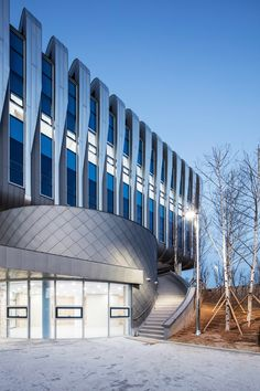 Global Cosmeceutical Center  / SEON Architecture & Engineering Group  http://www.archdaily.com/868935/global-cosmeceutical-center-seon-architecture-and-engineering-group