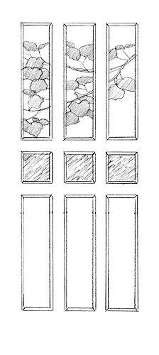 door plans | TEKLADOOR