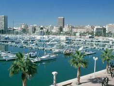 Alicante...it has grown tremendously in past 25 years, which for me - a person who knew it earlier - is a regret to see!