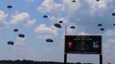 75th Ranger regiment Mass Tac Jump Ranger Rendevous June 2015