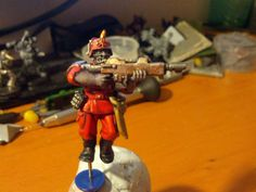 Blood Pact Trooper.