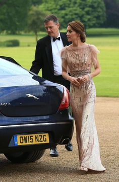 See How Much Kate Middleton Has Changed Since She Last Wore This Dress
