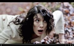 Claire from the Outlander trailer
