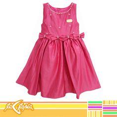 Te proponemos pasar por la tienda y ver más #Estilos de #Vestidos de #Fiesta para #Niñas 3er.Piso #Barbie
