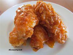 Kickin' Chicken Wings