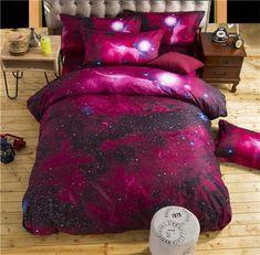 Home & Garden Logical 3d Unicorn Bedding Sets Pegasus Oil Painting 3pcs Bedding Set Linen Duvet Cover Pillowcases Bedding