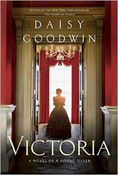 Victoria: A Novel by Daisy Goodwin and a Christmas present my husband got!