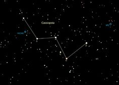 Consolation Cassiopeia..potential tattoo. Love the song.