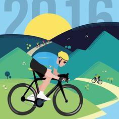Tour de Yorkshire 2016 by Anna Lawton