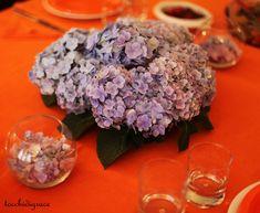 flower project: ortensia